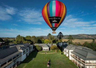 Go Wild Ballooning at Chateau Yering