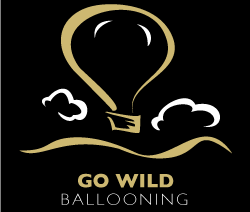Go Wild Ballooning Logo